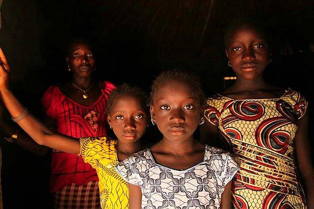 125 milyondan fazla kız çocuğu ve kadın sünnet edilmiş durumda