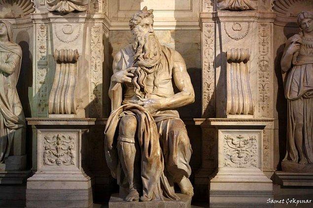 6. Konuş benimle Musa!