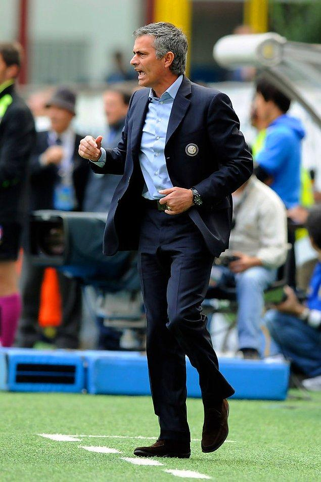 15. Jose Mourinho