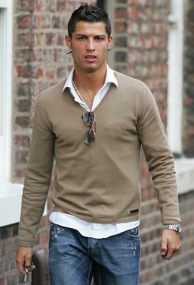 6. Cristiano Ronaldo