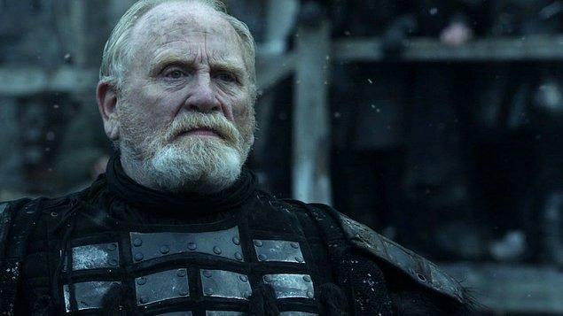 13. Jeor Mormont