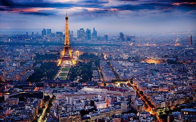 19. Paris, Fransa - 2.886 $