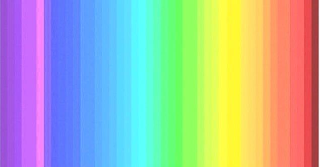 Bakalım gözlerin ne kadar hassas? Kaç renk sayabiliyorsun?