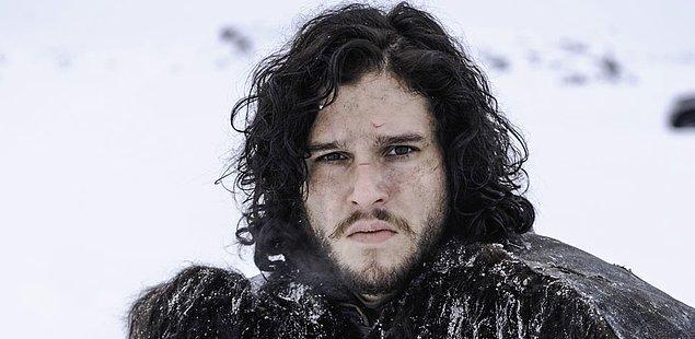 3. Jon Snow gibi zor bir rolle hepimizi etkileyen Kit Harington?