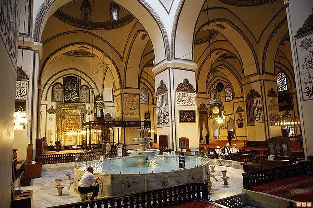 58. Ulu Camii, Bursa, Türkiye