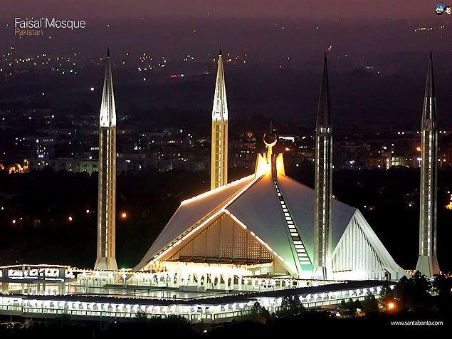 59. Faysal Camii, İslamabad, Pakistan