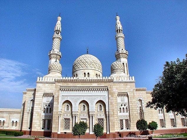 14. Jumeirah Büyük Camii, Dubai
