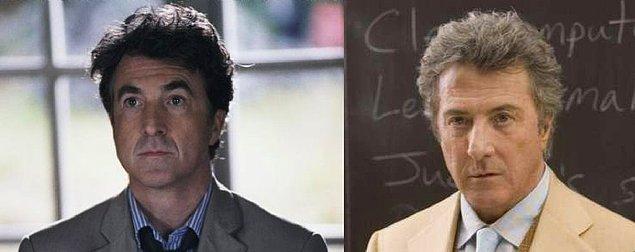 3. Francois Cluzet & Dustin Hoffman