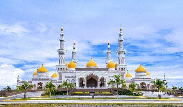 45. Sultan Hacı Hasan El Bolkiah Camii, Cotabato, Filipinler