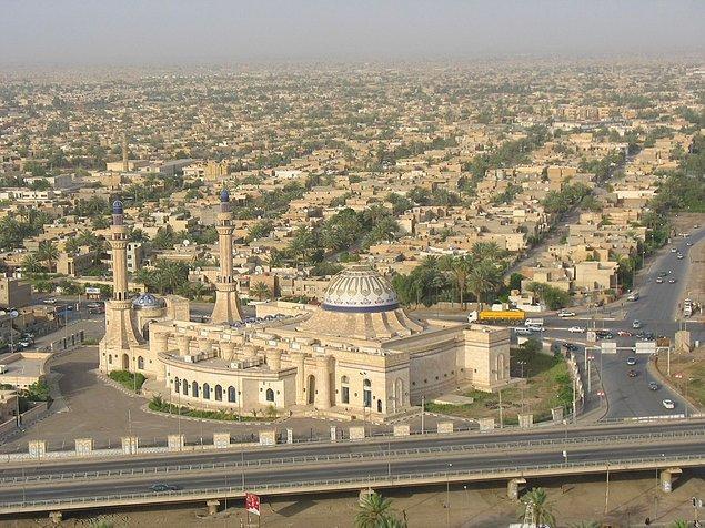 35. El - Nida Camii, Bağdat, Irak