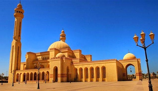 48. Büyük El - Fetih Camii, Manama, Bahreyn