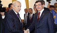 MHP İlk Görüşmede Koalisyona Kapıyı Kapattı