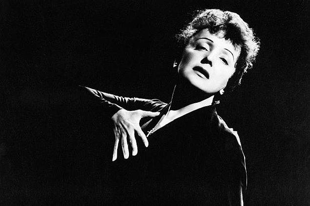 """""""Edith Piaf"""" çıktı!"""