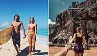 Biz Çıkalım Kerevetine: Çıtayı Arşa Yükselten Maceraperest Çiftlerden 19 Seyahat Fotoğrafı