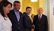 Meclis'te CHP-HDP Görüşmesi