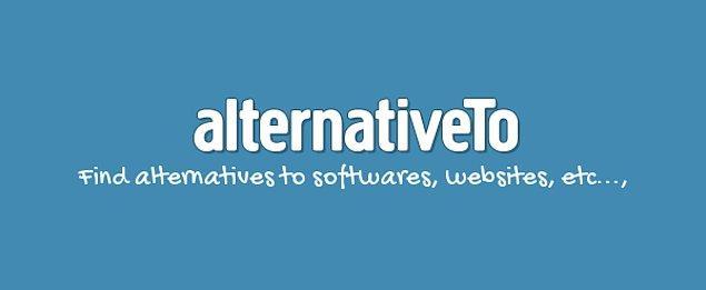 5. alternativeTo