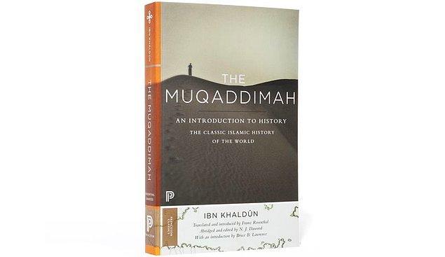 1. THE MUQADDIMAH'