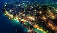 23 нереально красивых фото нашей планеты, сделанные ночью из космоса