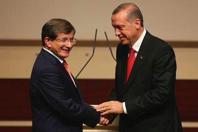 3. Geçici Hükümeti Kurma Görevi Davutoğlu'nun