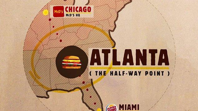 Burger King yalnızca ortak bir hamburger yapımını teklif etmekle kalmıyor!