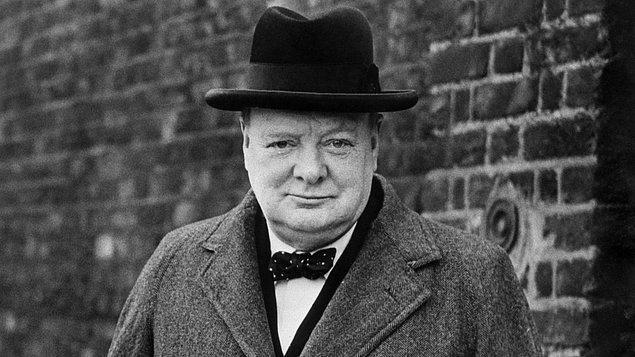 7. Winston Churchill