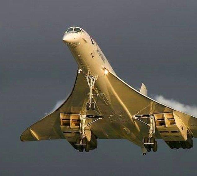 4. Concorde ve Yunus