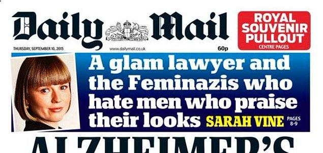Tartışmalar öylesine büyüdü ki olay Britanya'nın en büyük gazetelerinden The Telegraph ve Daily Mail'e taşındı.