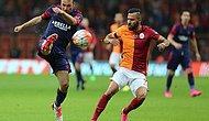 Galatasaray 1-1 Mersin İdmanyurdu