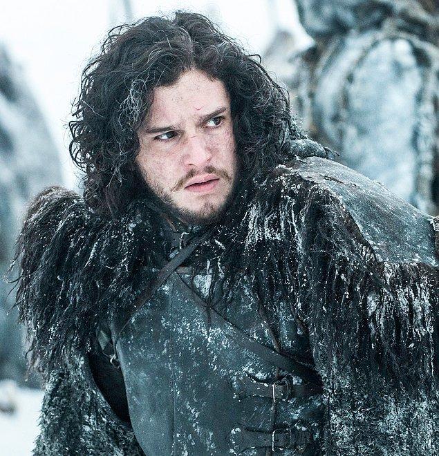 10. Selçuk İnan - Jon Snow