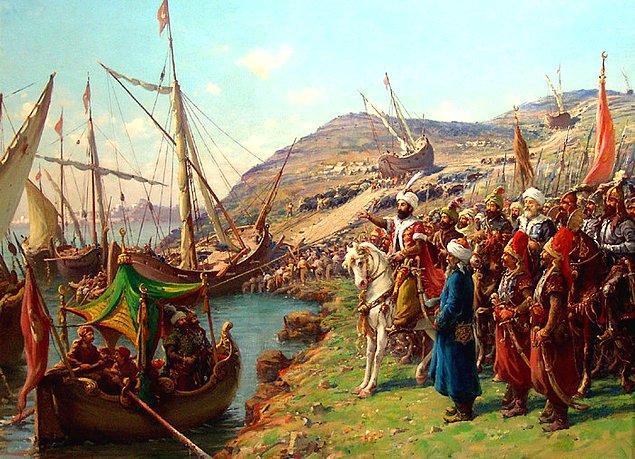 1. Fatih Sultan Mehmet İstanbul'u fethettiğinde kaç yaşındaydı?