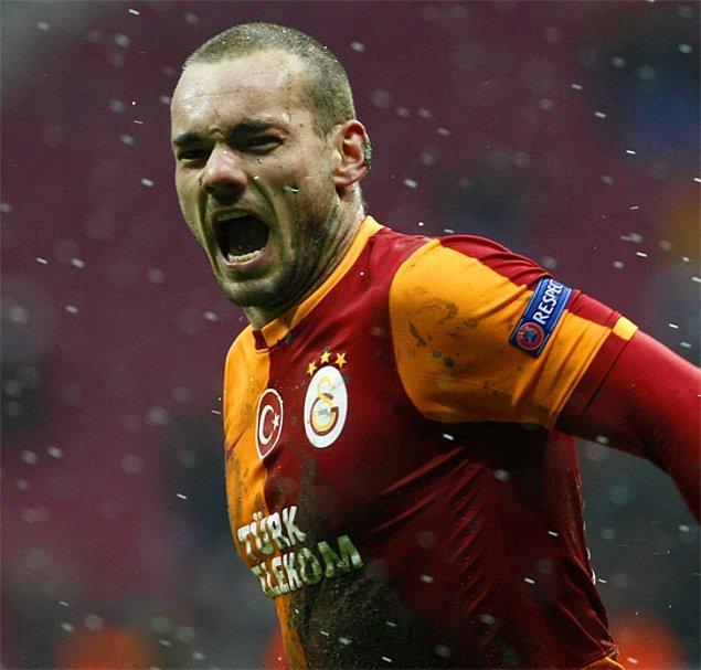 12. Sneijder - Spartacus