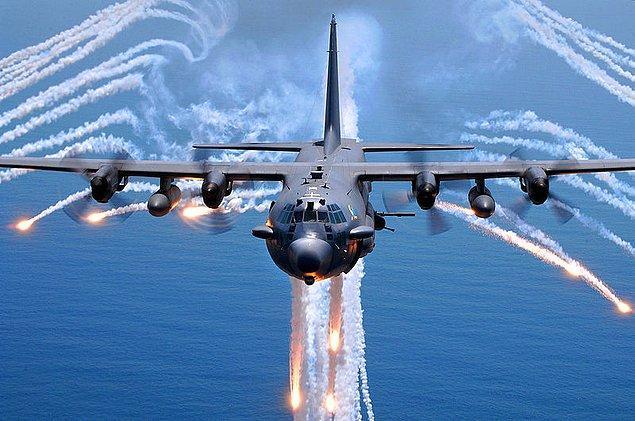 18. Uçaklar oyuncak olarak ilgi çekici ama askeri bir değerleri yok.