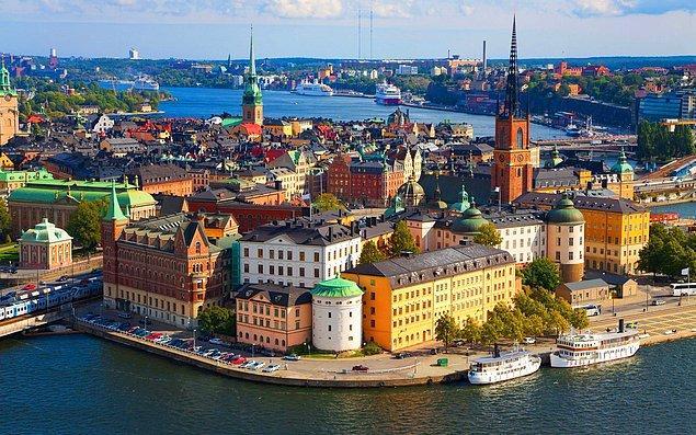 İsveç - Arjantin - Yeni Zelanda!