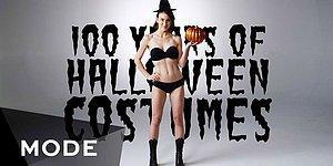 Как за последние 100 лет изменились костюмы на Хэллоуин?