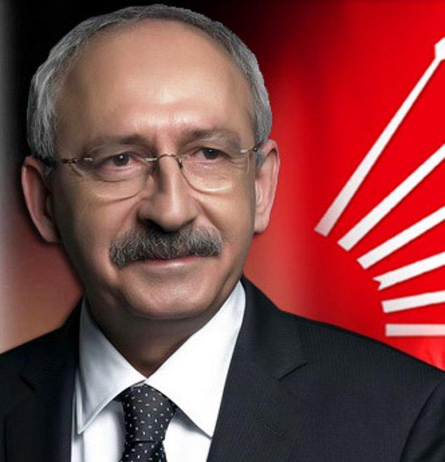 2. Kemal Kılıçdaroğlu - Ben Kingsley (Gandhi)