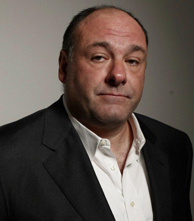 9. Oktay Vural - James Gandolfini (The Sopranos)