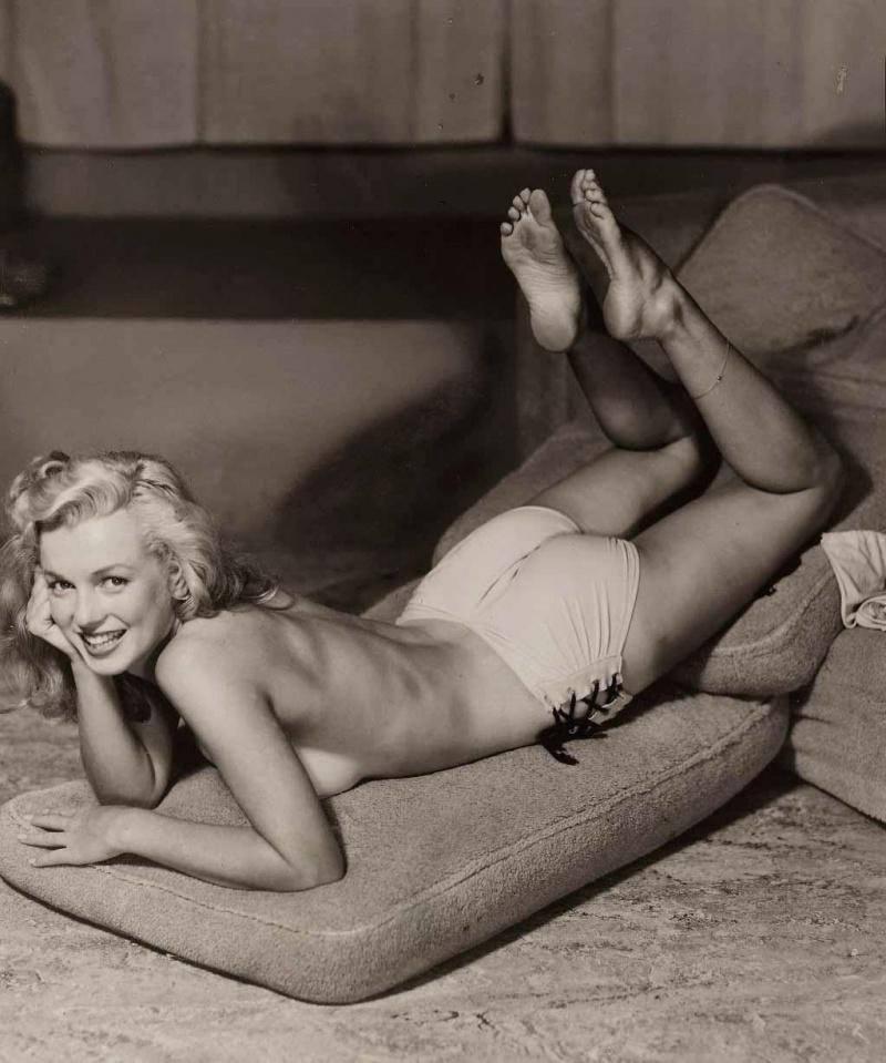 18 редких фотографий неподражаемой Мэрилин Монро