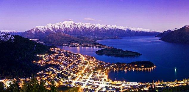 Yeni Zelanda!