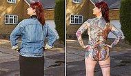 Искусство, которое прячут под одеждой любители татуировок