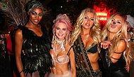 Только Playboy мог устроить такую вечеринку в Хэллоуин!