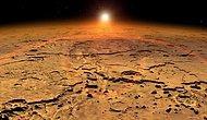 NASA: Mars'ın Atmosferini 'Güneş Fırtınaları' Yok Etti