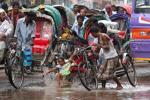 7. Bangladeş'ten yola çıksaydık: