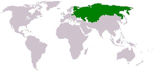 Rusya ihtiyacımız olan alanı rahatlıkla karşılardı.