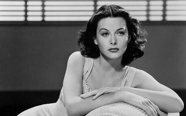 12. Hedy Lamarr (1914 - 2000)