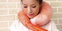 Мода на японскую подушку в виде креветки