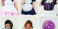 В Японии набирают популярность девушки с пышными формами
