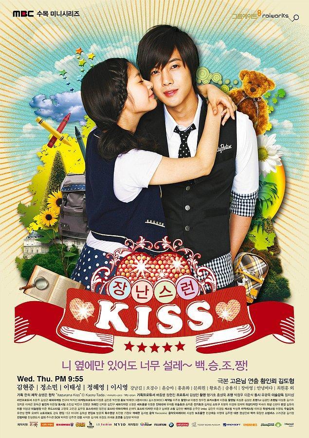 8. Playful Kiss (2010)   IMDB:7,7