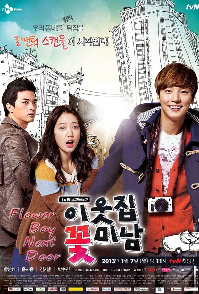 7. Flower Boy Next Door (2013)   IMDB:7,6
