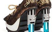 Давным-давно, в далекой-далекой галактике... Я создала новую коллекцию обуви!