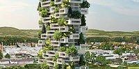 Жилой дом, высотой в 117 метров, будет первым зданием в мире, покрытым вечнозелеными растениями